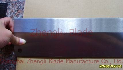 Tool  paper cutting special knives, carton equipment for paper cutter,Paper cutter Korla