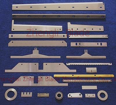 Factory  carton equipment special  paper knives,Knives Cimarron