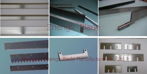 Price  serrated blade disc, hacksaw tooth knife, long tooth blade,Comb blade Cannes