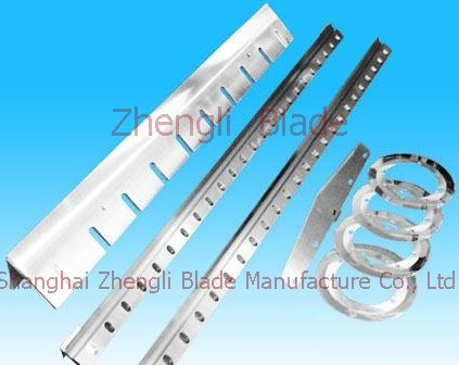 Picture  plastic blade, cutting machine blade,Feed crusher toothed blade Bashi Channel