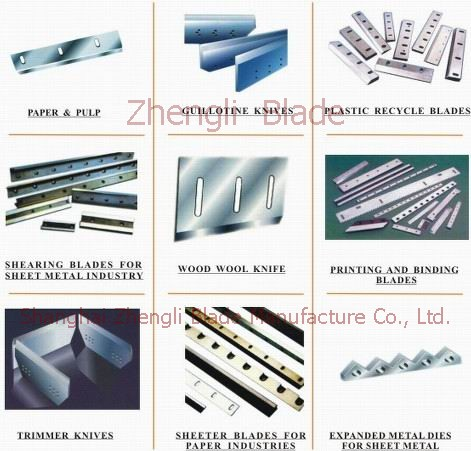 Wholesale  drawing machine parts, bending machine fittings,Rolled plate transverse edge shear blades Arthurs Pass