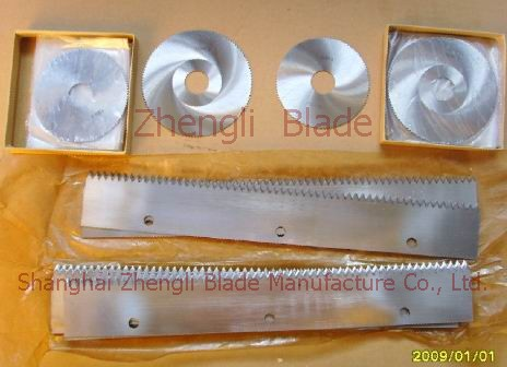 Procurement  disc cutter blade rows, elongated, preparing a tooth cutter,Stainless steel blade Pescadores